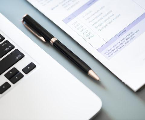 Sito web Società di Consulenza al credito e assicurazioni
