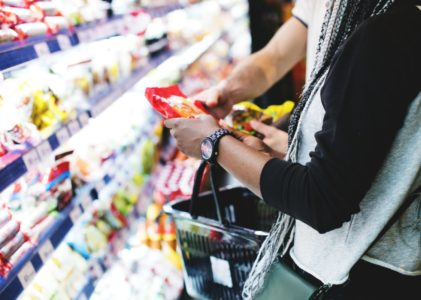 Brand image Negozio di alimentari